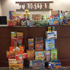 TriSure Helps BackPack Buddies