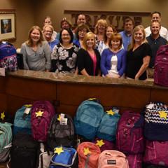 TriSure Employees Help Needy Kids